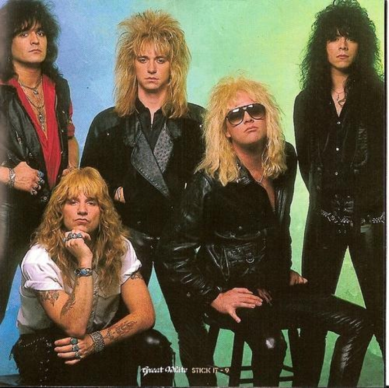 Jack russell great white 80s