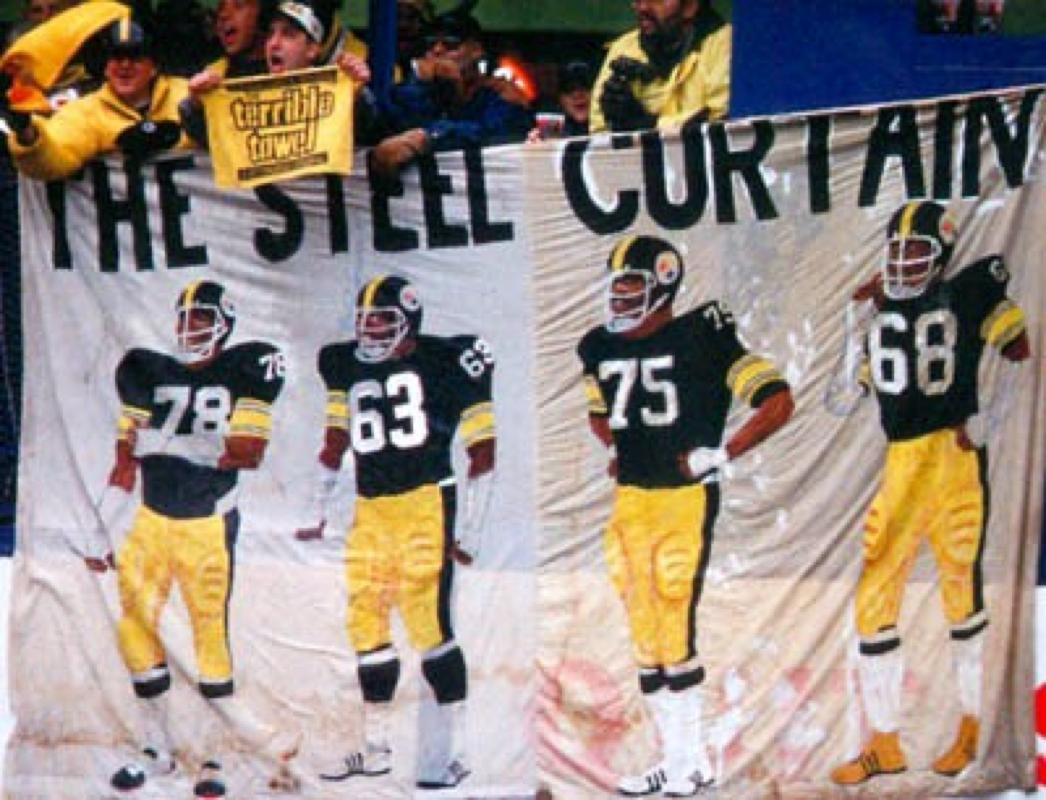 The steel curtain robferg 24